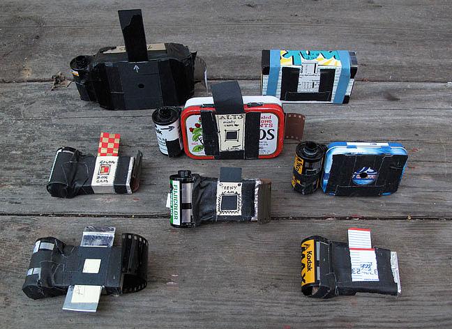 Matchbox Pinhole Camera Tutorial